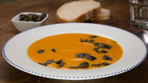 Kürbissuppe: Die besten Rezepte