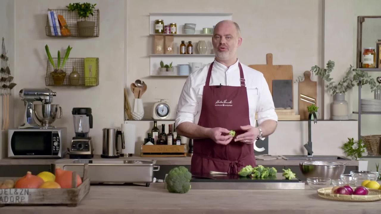 Brokkoli einfrieren: So einfach geht's