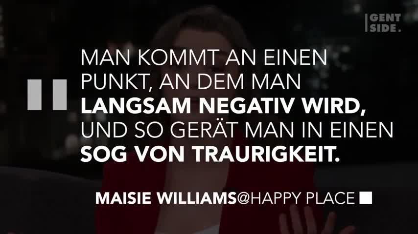 """GoT-Star Maisie Williams über ihre Depression: """"Ich hasse mich!"""""""