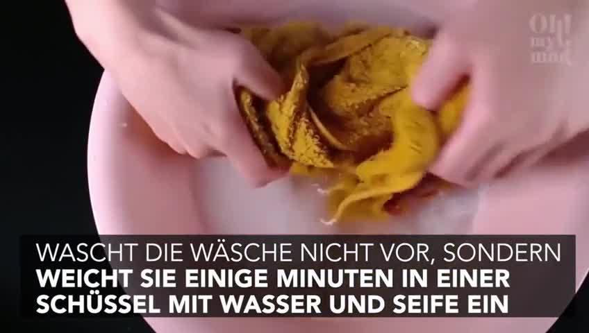 Weiche Handtücher: Diese Wasch-Tricks müsst ihr probieren 😊