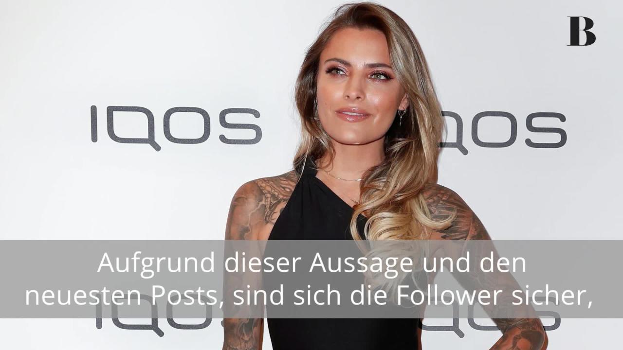 Sophia Thomalla: Dieses Foto zeigt, dass Rudi Assauer immer bei ihr ist