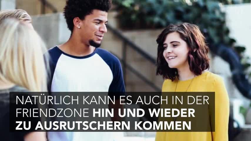 Friendzone: An diesen Worten erkennst du, dass es nur Freundschaft zwischen euch ist