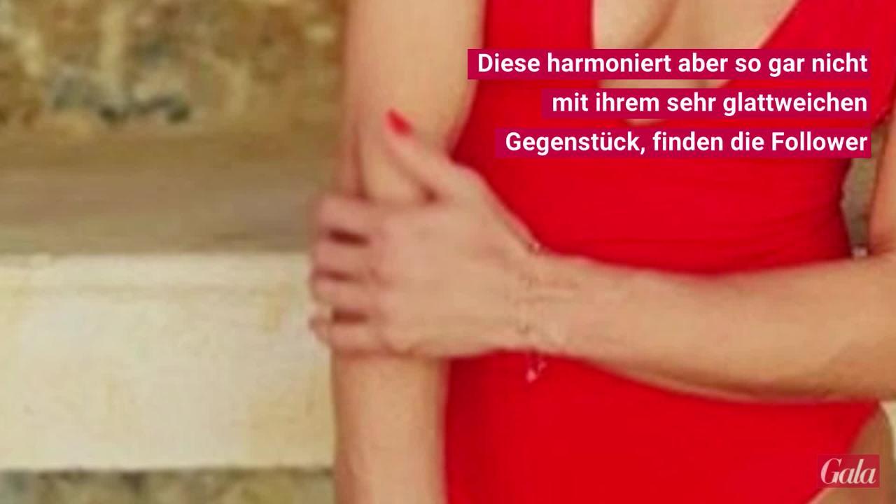 Nazan Eckes: Dieses Detail auf ihrem Foto ist verdächtig!