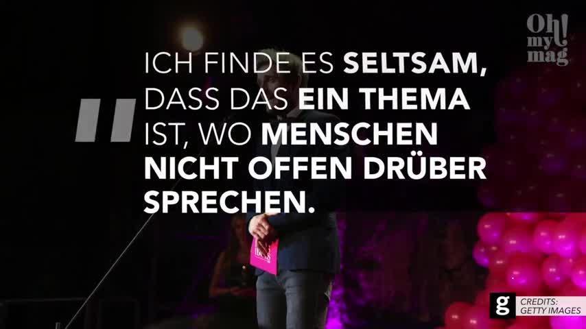 """Jörn Schlönvoigt über Menstruation: """"Seltsam, dass Menschen da nicht offen sprechen"""""""