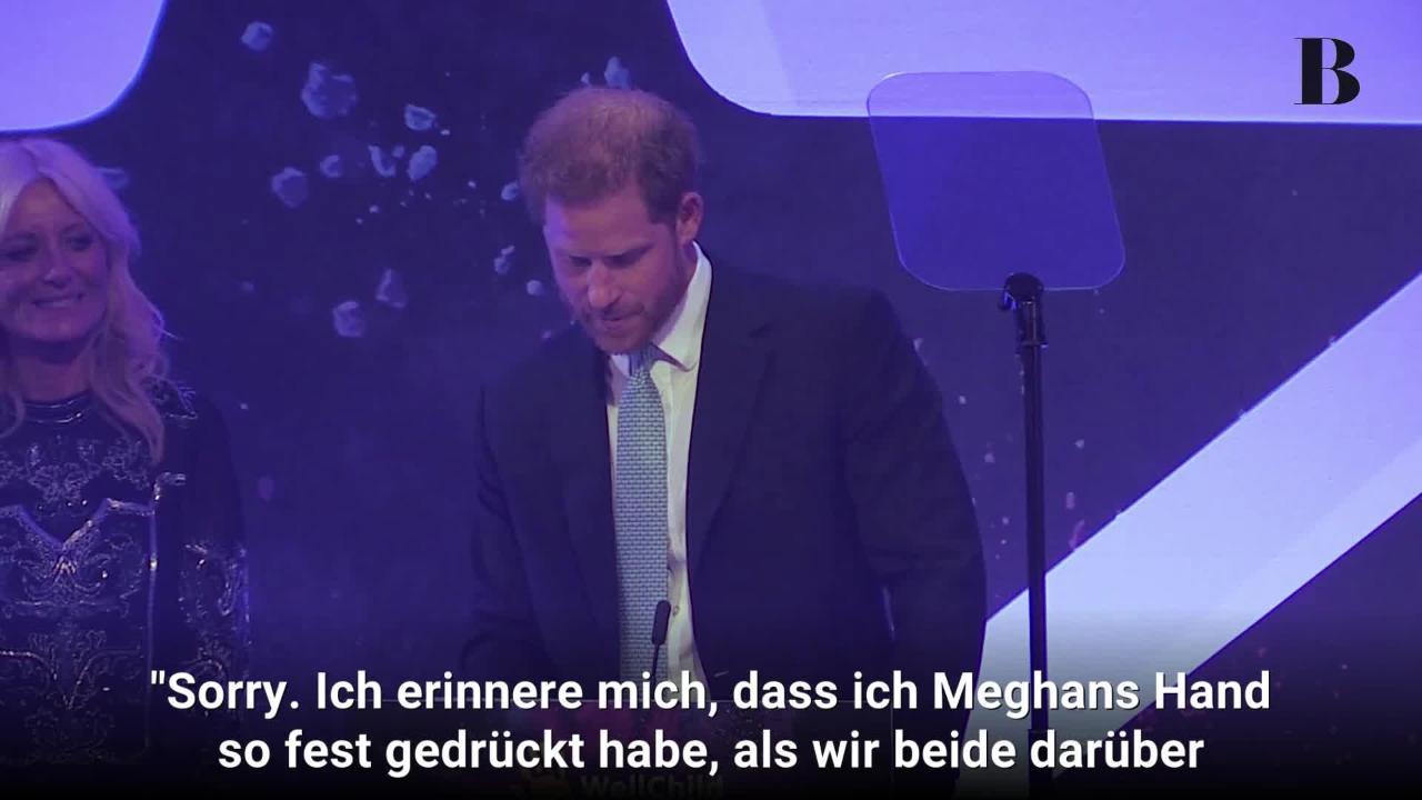 """Herzogin Meghan: """"Man ist sehr verletzlich"""""""