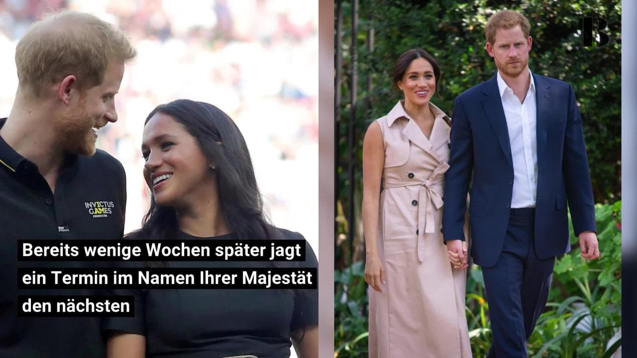 Weihnachten ohne Royal Family: Darum bleiben Meghan und Harry knallhart!