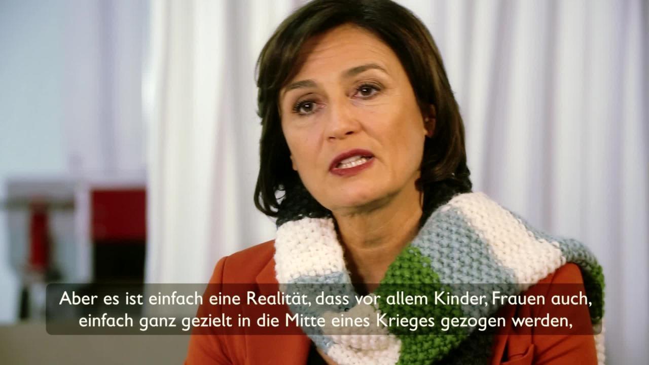"Sandra Maischberger: ""Wir dürfen nicht wieder wegschauen"""