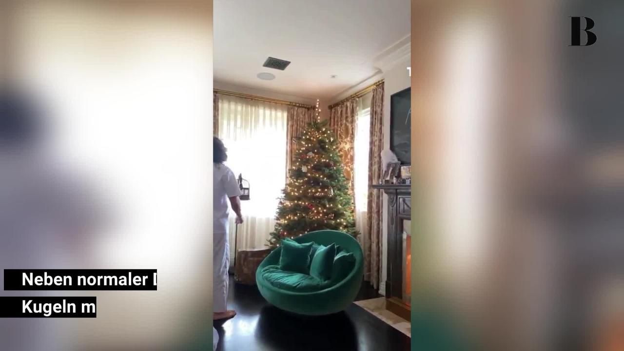 Heidi und Tom: Dieser Weihnachtsbaum-Schmuck hat eine besondere Bedeutung