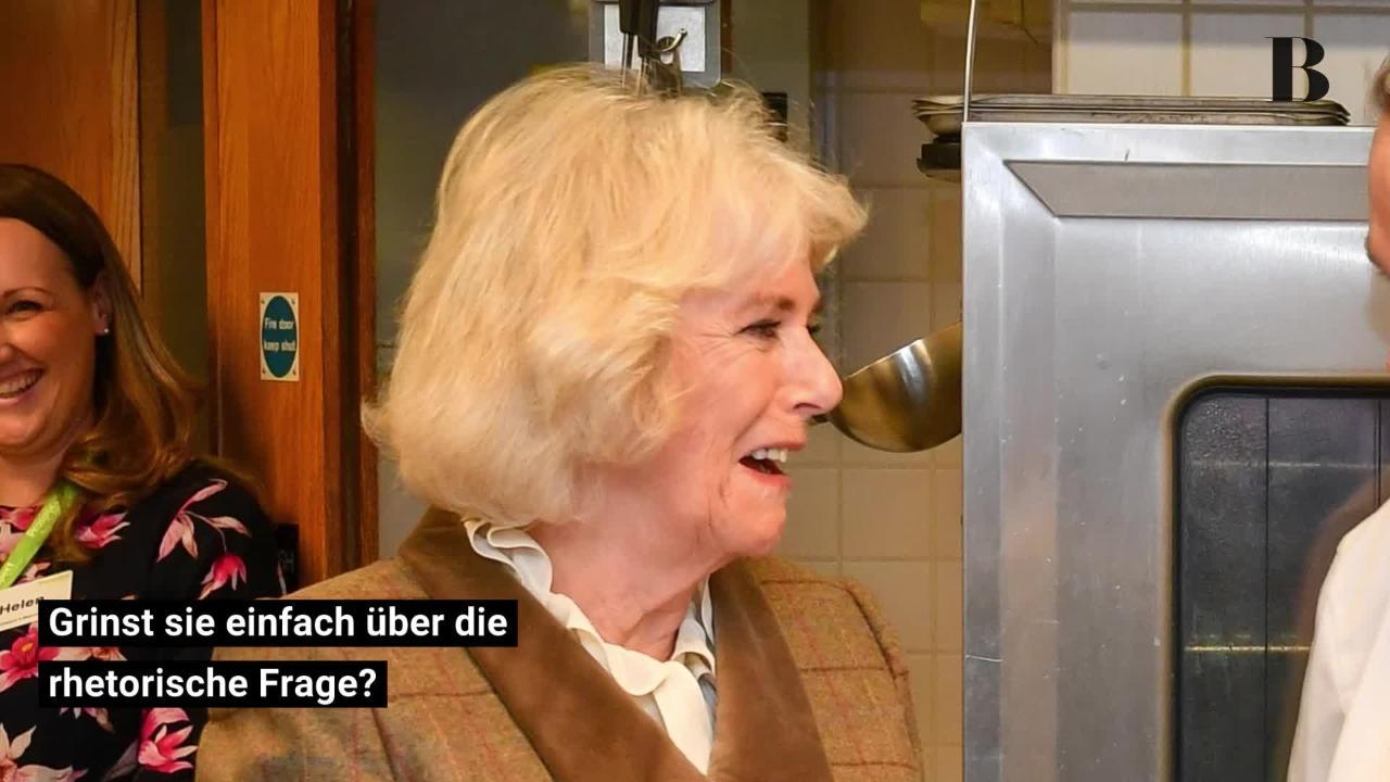 """""""Megxit"""": Jetzt meldet sich Camilla zu Wort"""